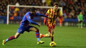 El Levante - Barcelona se jugará el 4 de febrero a las 12:00 horas