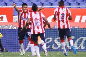 Junior Vs Once Caldas, Liga Postobón en vivo y en directo online