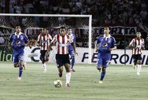 Resultado Junior vs Millonarios en vivo online (2-0)