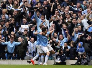 Manchester City, la Premier League è tua! Rivivi il live
