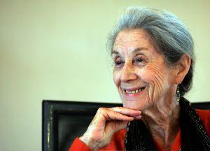 Fallece Nadine Gordimer, Premio Nobel de Literatura