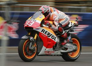 Ancora Márquez: nuova pole position ad Indianapolis