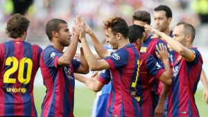 HJK Helsinki - FC Barcelona: puntuaciones del FC Barcelona