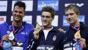 Europei Berlino 2014, nuoto: argento per D'Arrigo nei 400, bronzo per le staffette 4x100