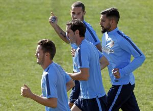 Simeone convoca a 18 jugadores