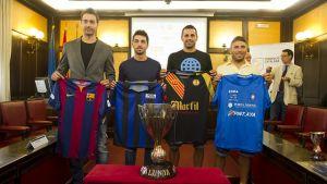Cuatro equipos en busca del cetro catalán