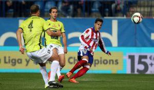 Iván Pérez y Keita debutan en el primer equipo del Atlético de Madrid