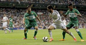 Elche - R. Madrid: el Elche sueña con la victoria frente al líder