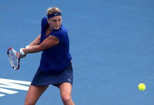 WTA Wuhan: ok Wozniacki, Kvitova e Bouchard, fuori la Kerber