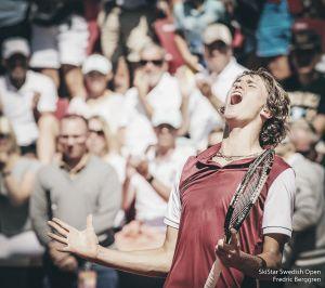 Alexander Zverev, protagonista en los cuartos de final de Bastad