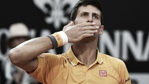 ¿Quién te va a parar, Novak?