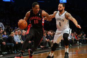 Esperienza o faccia tosta? Questo è Brooklyn Nets - Toronto Raptors