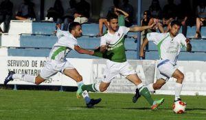 UD Somozas - Racing de Ferrol: apuros para ambos bandos en el derbi de Ferrolterra