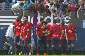 Osasuna - Mallorca: puntuaciones de Osasuna, jornada 5