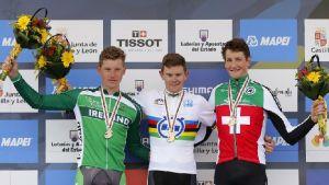 Ciclismo, Mondiale Ponferrada 2014: doppio oro australiano a cronometro