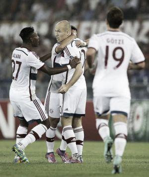 Live Roma - Bayern Monaco, Diretta Champions League
