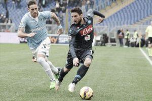 Napoli - Lazio: ci si gioca la Champions. I precedenti