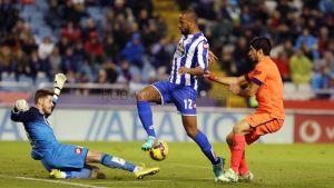 Deportivo de la Coruña - FC Barcelona: puntuaciones del Deportivo, jornada 19