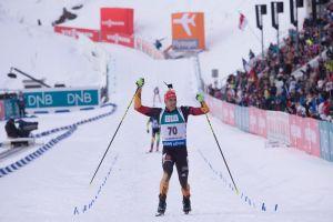 Biathlon, sprint uomini Holmenkollen: un imprevedibile Arnd Peiffer beffa Martin Fourcade