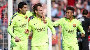 Granada - FC Barcelona: puntuaciones del FC Barcelona, jornada 25