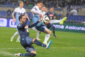 SSC Napoli - SS Lazio: duelo biancocelesti para estar en la final