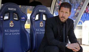 "Simeone, cauteloso: ""No es un paso definitivo"""