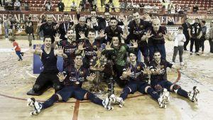 El Barcelona repite como campeón