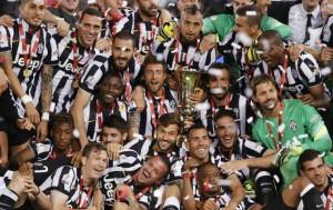 Juventus - Torino en octavos de final de la Coppa