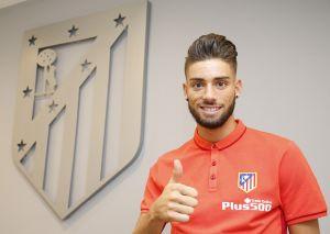 El Atlético ficha a Yannick Ferreira Carrasco