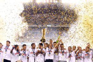 Ochoa se proclama campeón de la Copa Oro 2015