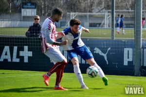 Marc Caballé ayudará al Espanyol B hasta Navidad