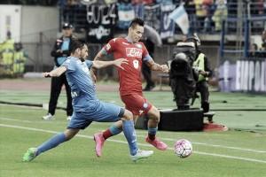 Nápoles vs Empoli Serie A (5-1): 'manita' de líder