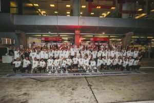 FIA WEC: Porsche Secures Manufacturers' Title With 1-2 Win At Shanghai