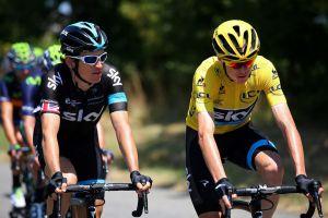 Tour de France 2015, l'importanza di avere una squadra come la Sky
