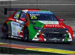 Bennani se pasa a Loeb Racing