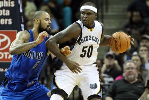 Unos mermados Grizzlies arrollan a los Mavericks