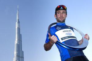 El Tour de Dubái quiere ser World Tour