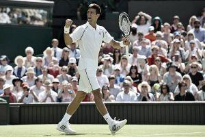 Djokovic aprueba el primer examen