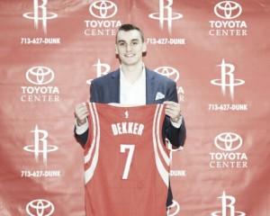 Los Rockets pierden tres meses a Sam Dekker