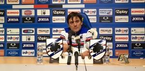 """Disastro Sampdoria, Montella: """"Abbiamo fatto una brutta prestazione"""""""