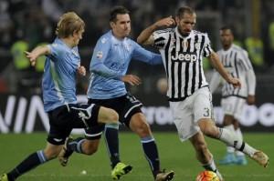 Lazio - Juventus: la final, en cuartos