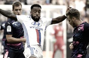 Resumen del Girondins de Burdeos vs Olympique de Lyon en Ligue 1 2017 (1-1)
