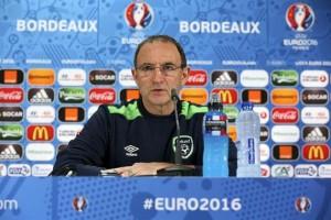 """Martin O'Neill: """"Ganar a Italia no será fácil, pero con una ocasión nos puede valer"""""""