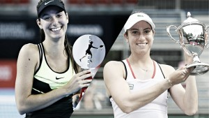 WTA Weekly Ledger: Oceane Dodin and Christina McHale lift maiden career titles