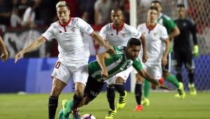 Liga, Mercado regala il derby al Siviglia: 1-0 al Sanchez Pizjuan