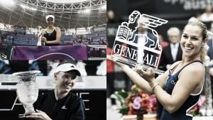 WTA Weekly Ledger: Peng Shuai, Caroline Wozniacki and Dominika Cibulkova take home titles