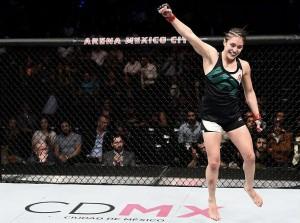 Confirmada Alexa Grasso para el UFC México
