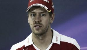 """Sebastian Vettel: """"Lamento lo que dije"""""""
