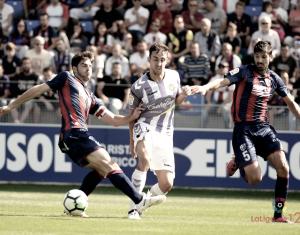 Histórico de resultados: Real Valladolid - S.D. Huesca