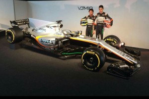F1- Presentata la nuova Force India VJM10